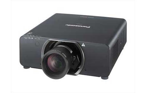 Panasonic PT-DZ110 DLP Projector