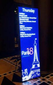 Unilumin Totem LED Screen