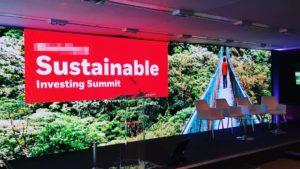 Sustainable Investment Summit